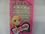 1-Little Fingrs Stick on Nails for Little Girls
