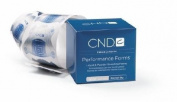 Creative Nail Performance Forms Silver, 300 Count