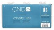 Creative Nail Tips Velocity False Nails, 360 Count
