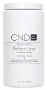 Creative Nail Perfect Colour Powder False Nails, Soft White, 950ml