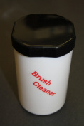 Nail Brush Cleaning Jar
