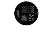 Konad Stamping Nail Art Image Plate - M79