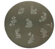 Konad Stamping Nail Art Image Plate - M82