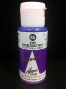 Aeroflash Colour (Opaque Cobalt Violet E-85) 1 Bottle of 35ml From Holbein Japan