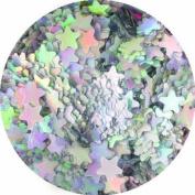 erikonail Hologram Star Holo Silver ERI-73
