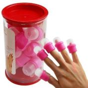 Wearable Nail Soakers for False Nail Removal X 10