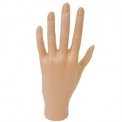Star Nail Practise Hand