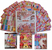 Art Nails Nail Art Library Teach Yourself Guide