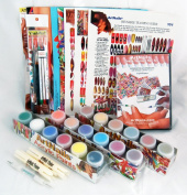 Art Nails Teach Yourself Master Kit