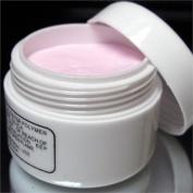 350buy Acrylic Pink Nail Art Tips Crystal Polymer Powder