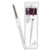 Beauty Secrets Round Professional Nail Brush