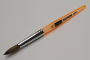 Osaka Finest 100% Pure Kolinsky Brush, Size # 10, Made in Japan