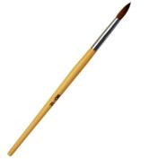 Nail supplies / Crystal pen / Pure mink top Qing wood, crystal nail pen / Professional nail brush