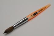 Osaka Finest 100% Pure Kolinsky Brush, Size # 14, Made in Japan