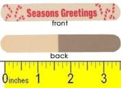 "Tropical Shine ""Season's Greetings"" * 8.9cm Long * 3-way Nail File"