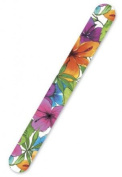 Paradise Hibiscus Oblong Emery Board