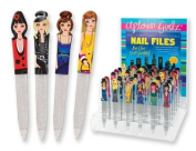 New Uptown Girlz Nail File Professional Manicure Girl !