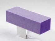 Dixon Buffer Block Purple White Grit 3 Way 100/180 12pcs