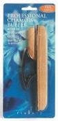 Flowery Chamois Nail Buffer 15.2cm
