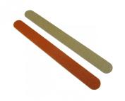 Emery Board 11.4cm 120/150 Nail File 100 Pack
