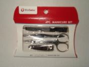 Bioswiss 4 Pc Manicure Set