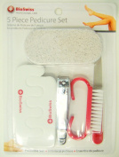 5 Piece Pedicure Set