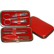 Nail Care Personal Manicure & Pedicure Set, Travel & Grooming Kit #696-3