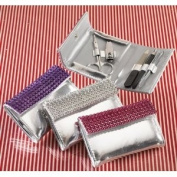 Two's Company Bejewelled 5 Piece Manicure Kit - Clear