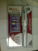 NAIL MANICURE KIT BIOSWISS BATTERY OPERATED