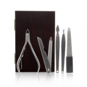 Aeropen 6 Piece Manicure Set ( Rosewood ) Model No. MS-560