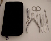 Manicure Set - Black