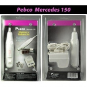 Pebco Mercedes 150 Manicure & Pedicure Set