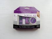 Nailene Salon Acrylic Kit, Deluxe