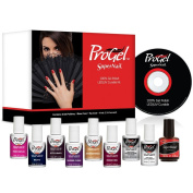 Supernail Gel Polish for Nails Kit, The Bella Collection