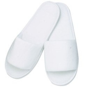 For Pro Open Toe Terry Slippers