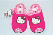 Hello Kitty Plush Slippers