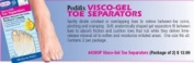 Visco-Gel Toe Separators