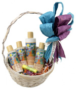 Arizona Sun Relaxation Gift Basket - Bath Products - Skin Care Idea - Soothing - Moisturising - Relax - Great Gift For Anyone - Relaxing for Her - Any Occasion - Birthday - Holiday