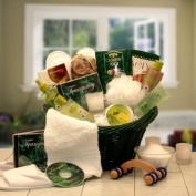 Spa Luxuries Bath and Body Gift Basket for Her - Christmas Holiday Gift Idea for Women