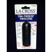 La Cross Tini-tweeze Tweezers #71926-slant Tip