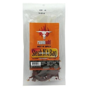 Runnin Wild Foods Steak N' A Bag Hot and Spicy -- 100ml