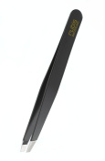 Rubis Black Slant Tweezer