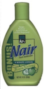 Nair 4 Minute Lotion Hair Remover, Apple Licious Scent, Two 270ml Bonus Bottle