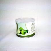 Huini Depilatory Wax Strip Wax 410ml Green Apple Heater Waxing Hair Removal Paper Salon Remove