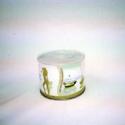 Huini Depilatory Wax Strip Wax 410ml Green Tea Heater Waxing Hair Removal Paper Salon Remove