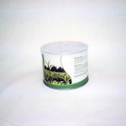 Huini Depilatory Wax Strip Wax 410ml Tea Tree Heater Waxing Hair Removal Paper Salon Remove
