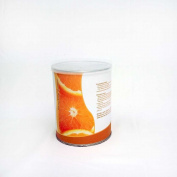 Huini Depilatory Wax Strip Wax 830ml Orange Heater Waxing Hair Removal Paper Salon Remove