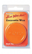 Harbour Sales HW07532 Orange Hot Wax Coloured Encaustic Pigments
