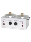 Professional Spa Double Wax Warmer