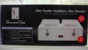 Elite Double Depilatory Wax Warmer